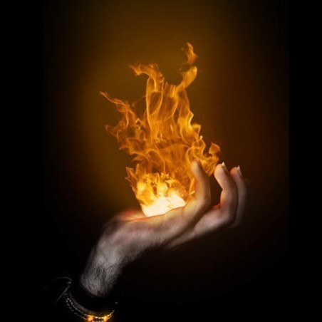 Boule de feu flash