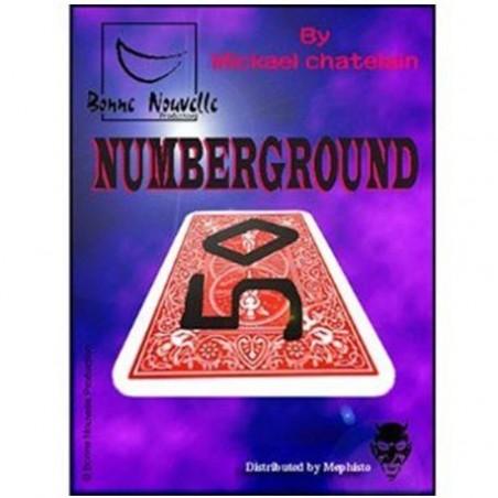 Numberground de Mickael Chatelain 2