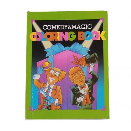 Livre de coloriage - Magic Coloring Book (grand)