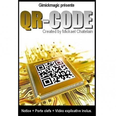 QR Code - Mickaël Chatelain