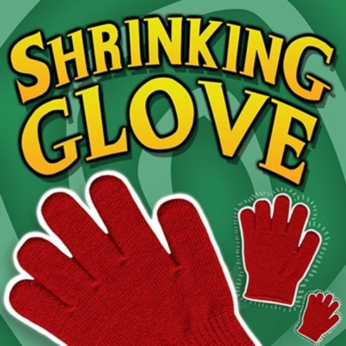 Le gant qui rétrécit - Shrinking Glove Illusion
